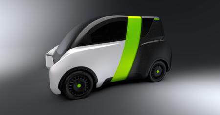 Este cuadriciclo promete ser eléctrico y extensible: puede llevar hasta cuatro pasajeros sin volante ni pedales