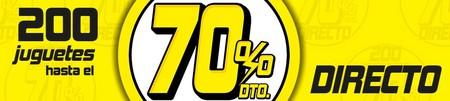 80% de descuento directo en más de 200 juguetes en la web de Drim y las 5 mejores ofertas