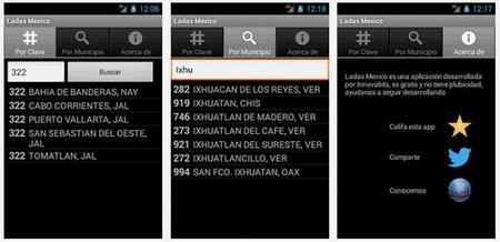 Ladas mexico App