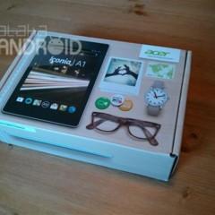 Foto 1 de 13 de la galería acer-iconia-a1 en Xataka Android