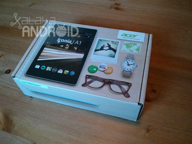 Foto de Acer Iconia A1 (1/13)