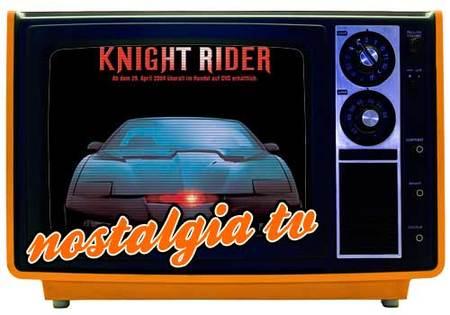 El Coche Fantástico, Nostalgia TV