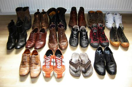 Cinco soluciones para almacenar zapatos alternativas a los zapateros