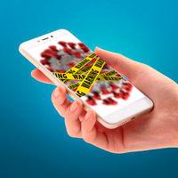 Esta app maliciosa se hace pasar por una app de seguimiento del coronavirus para secuestrar tu teléfono