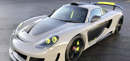 Gemballa Mirage GT Carbon Edition o cómo dilapidar un Carrera GT y 300.000 euros