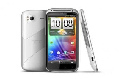El HTC Sensation de color blanco saldrá en Marzo con Ice Cream Sandwich, el resto actualizarán pronto