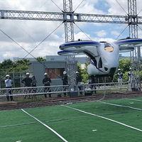 Japón apuesta por tener coches voladores surcando sus cielos en 2030: el primero de ellos ha completado con éxito su primer vuelo
