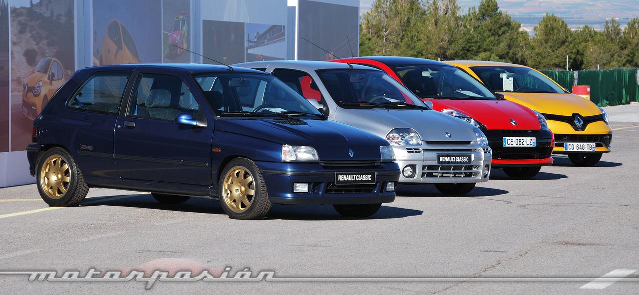 Foto de Renault Clio RS 200 EDC (presentación) (31/49)