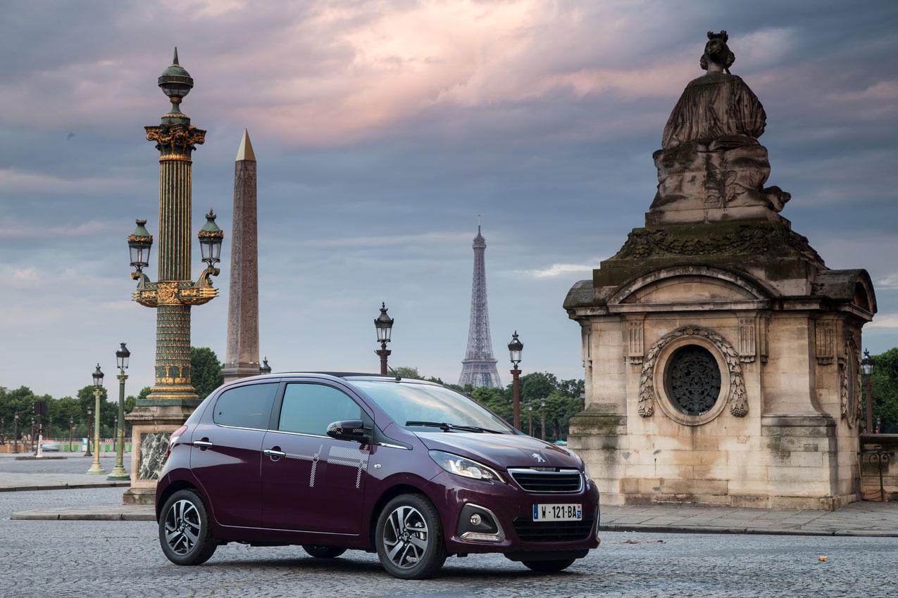 Foto de Peugeot 108 (20/35)