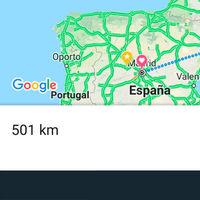 Cómo medir distancias en Google Maps