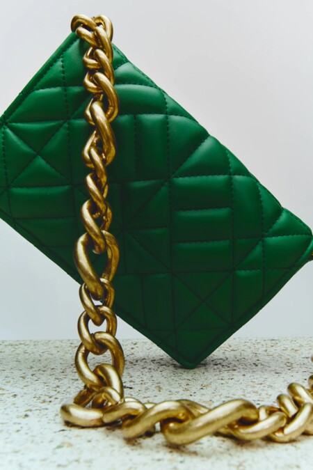 Bolso Plaga Zara Verano 2021 Verde 02