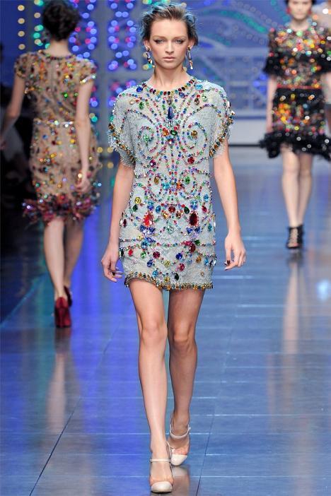 Foto de Dolce & Gabbana Primavera-Verano 2012 (25/74)