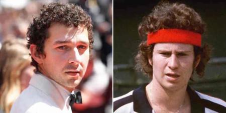 Shia LaBeouf será John McEnroe en 'Borg vs McEnroe'