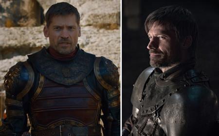 Jaime Lannister Armadura Rob Stark Teorias Fan Juego De Tronos 2