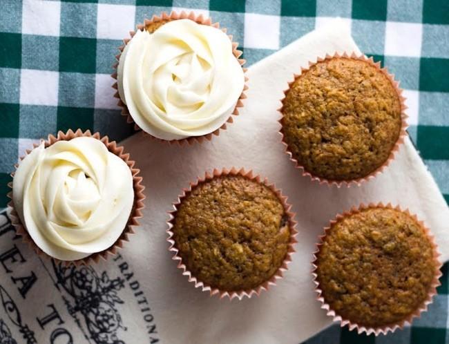 cupcakes tradicionales