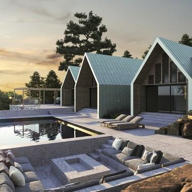 Las casas prefabricadas sostenibles (y autosuficientes) son tendencia