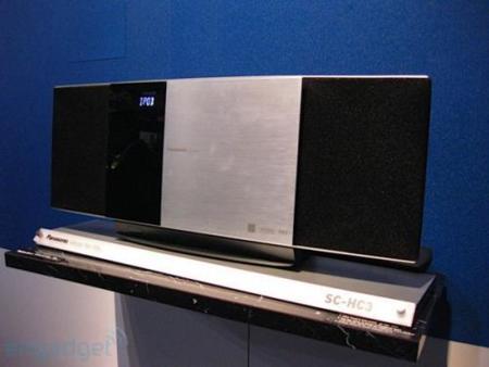 Panasonic SC-HC3, dock para iPod con sonido de alta fidelidad
