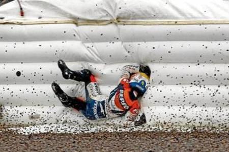 Dani Pedrosa Sachsenring 2008