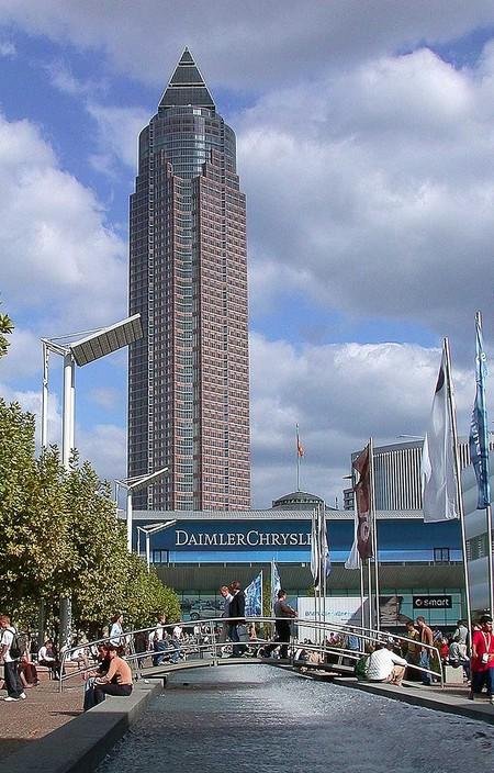 Rascacielos en Europa