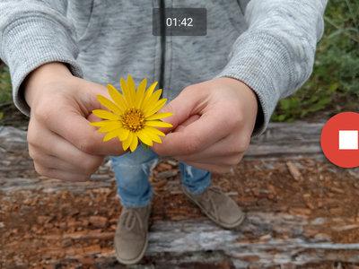 La cámara de Google 4.3 se vuelve silenciosa, si quieres