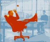 Para matar el tiempo en la oficina