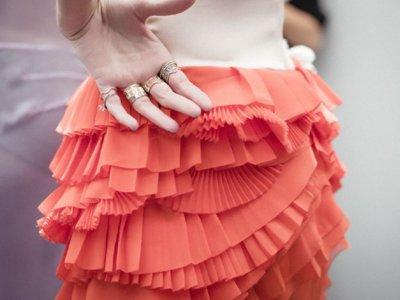 Nos colamos en el 'atelier' de Dior y en el 'backstage' de su desfile de Alta Costura