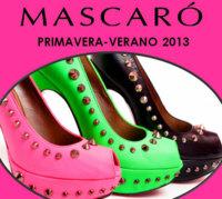 Úrsula Mascaró Primavera-Verano 2013 nos impone el movimiento punk de los 70'