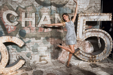 Un fiestón Chanel Número 5 para su nueva estrella Gisele Bündchen