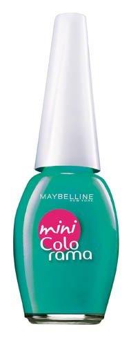 Mis uñas esta semana, color turquesa