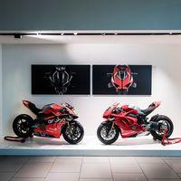 Ducati saca pecho de sus innovaciones aerodinámicas en MotoGP con una exposición temporal en su museo