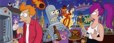 20 años de 'Futurama': una de las mejores series de la historia de la televisión