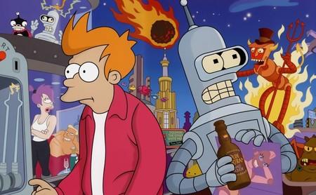 20 años de 'Futurama', una de las mejores series de la historia de la televisión