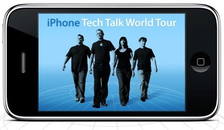iPhone TechTalk en Madrid