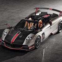Pagani Huayra Roadster BC: 802 CV y más de 3 millones de euros para el descapotable más salvaje