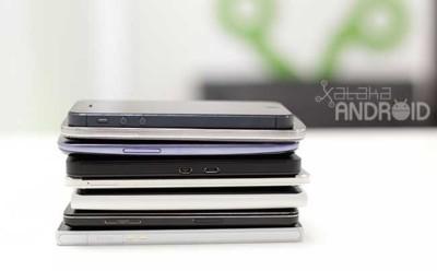 El Samsung Galaxy S4 mide su potencial con los grandes smartphones