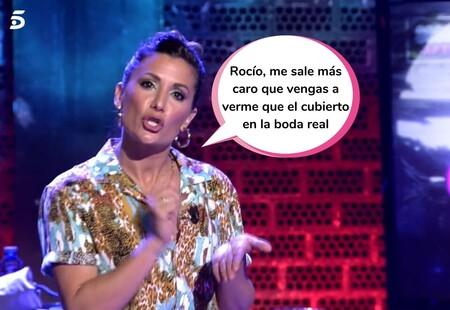 """El azote de Nagore Robles a Rocío Flores tras incumplir su palabra: """"Si no cobra, no viene"""""""