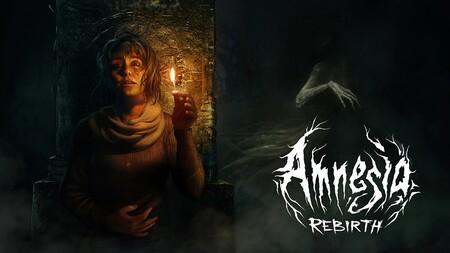 Amnesia: Rebirth dará menos miedo desde hoy con su nuevo modo que elimina los sustos, la oscuridad y el ataque de los monstruos