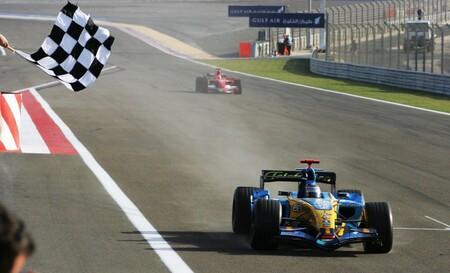 Alonso Barein F1 2006
