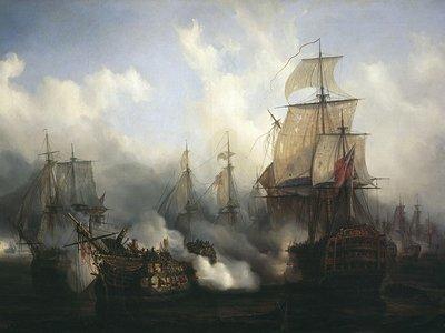 Europa antes y después de Trafalgar: así cambió todo la batalla marina más espectacular de su tiempo