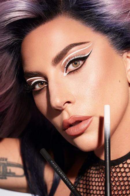 Lady Gaga Haus Laboratories Gel Eyeliner Campaign03