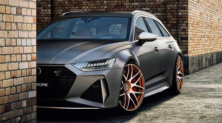 Audi RS 6 Wheelsandmore 2020