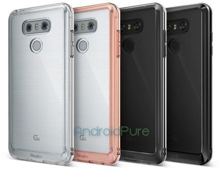 Se filtran más imágenes del LG G6: cámara dual y pantalla de 5,7 pulgadas