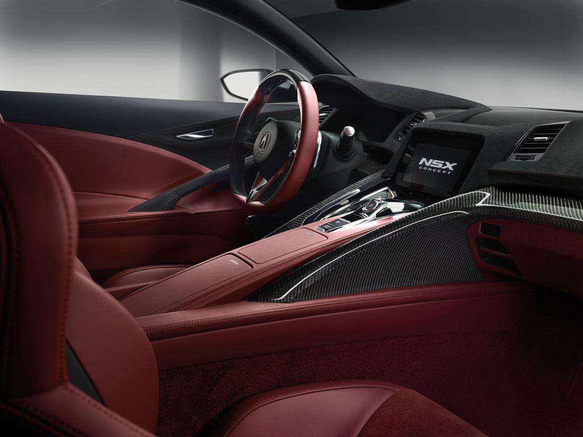 Foto de Honda NSX Concept (6/11)