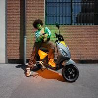 Piaggio 1: la nueva moto eléctrica de Noale es un scooter que viene con baterías intercambiables y una autonomía de 100 km