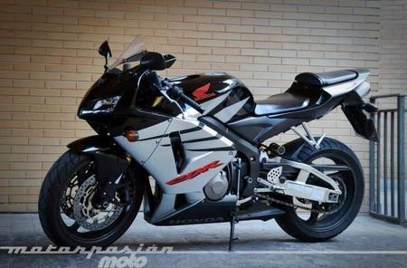 Honda Cbr 600 Rr 2