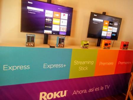 Estos son los nuevos reproductores de Roku que llegarán a México: con soporte 4K y HDR