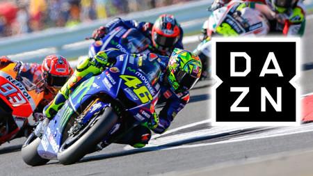 Rossi Dazn