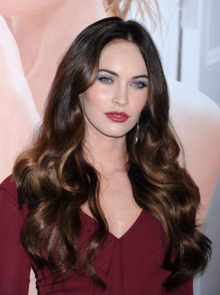 Vuelve a casa por Navidad y hazlo como Megan Fox