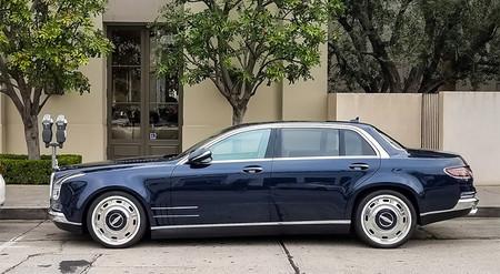 El Mercedes S600 Royale no es un mito, un 'youtuber' nos lo muestra de cerca