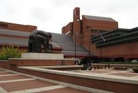 El almacén de la Biblioteca Británica es sencillamente ¡impresionante!